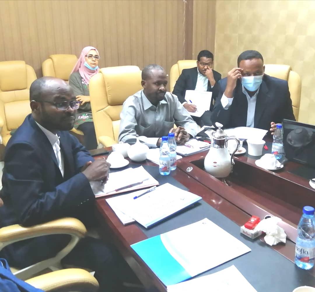 اجتماع مجلس إدارة هيئة التأمين الصحي ولاية الخرطوم